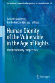 Human Dignity of the Vulnerable in the Age of Rights (eBook, PDF)