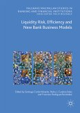 Liquidity Risk, Efficiency and New Bank Business Models (eBook, PDF)
