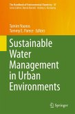 Sustainable Water Management in Urban Environments (eBook, PDF)