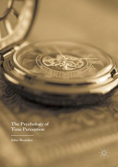 The Psychology of Time Perception (eBook, PDF)