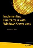Implementing DirectAccess with Windows Server 2016 (eBook, PDF)