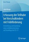 Erfassung der Teilhabe bei Vorschulkindern mit Frühförderung (eBook, PDF)