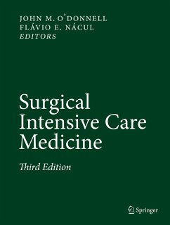 Surgical Intensive Care Medicine (eBook, PDF)