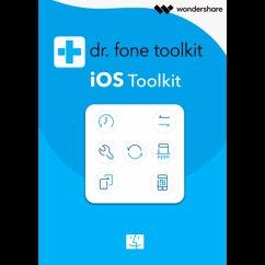 Dr. Fone für iOS Toolkit (1 Jahr/5 Geräte) (Dow...