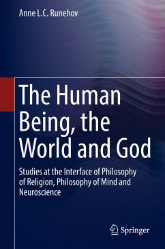 The Human Being, the World and God (eBook, PDF) - Runehov, Anne L. C.
