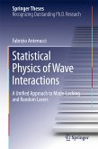 Statistical Physics of Wave Interactions (eBook, PDF)