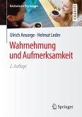 Wahrnehmung und Aufmerksamkeit (eBook, PDF)