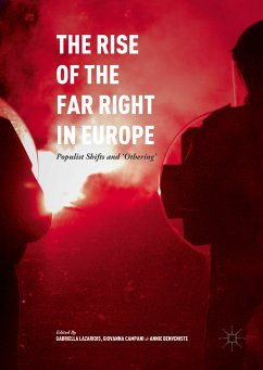 The Rise of the Far Right in Europe (eBook, PDF)