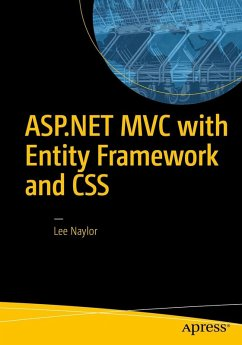 ASP.NET MVC with Entity Framework and CSS (eBook, PDF) - Naylor, Lee