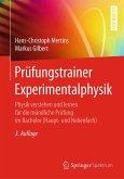 Prüfungstrainer Experimentalphysik (eBook, PDF)