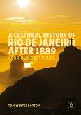 A Cultural History of Rio de Janeiro after 1889 (eBook, PDF)