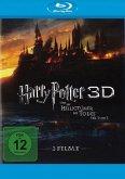 Harry Potter und die Heiligtümer des Todes - Teil 1 & 2 BLU-RAY Box