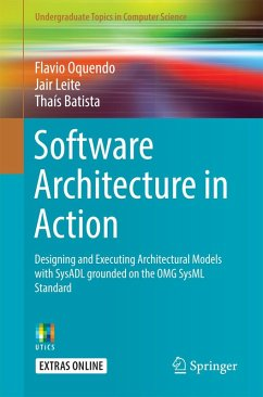 Software Architecture in Action (eBook, PDF) - Oquendo, Flavio; Leite, Jair; Batista, Thaís