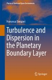 Turbulence and Dispersion in the Planetary Boundary Layer (eBook, PDF)