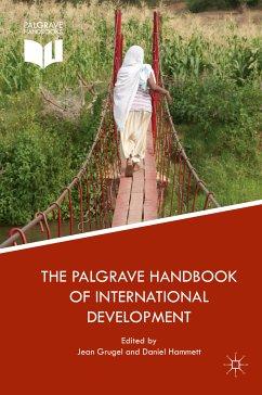 The Palgrave Handbook of International Development (eBook, PDF)