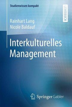 Interkulturelles Management (eBook, PDF)