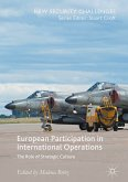 European Participation in International Operations (eBook, PDF)