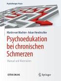 Psychoedukation bei chronischen Schmerzen (eBook, PDF)