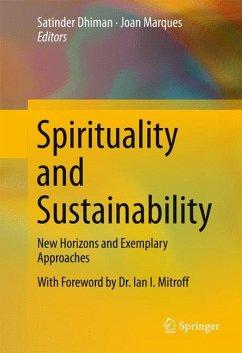 Spirituality and Sustainability (eBook, PDF)
