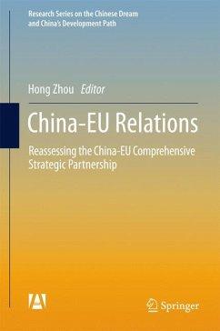 China-EU Relations (eBook, PDF)