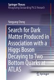 Search for Dark Matter Produced in Association with a Higgs Boson Decaying to Two Bottom Quarks at ATLAS (eBook, PDF)
