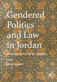 Gendered Politics and Law in Jordan (eBook, PDF)