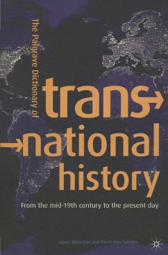 The Palgrave Dictionary of Transnational History (eBook, PDF)