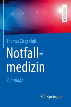 Notfallmedizin (eBook, PDF) - Ziegenfuß, Thomas