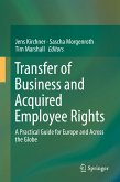 Transfer of Business and Acquired Employee Rights (eBook, PDF)