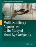 Multidisciplinary Approaches to the Study of Stone Age Weaponry (eBook, PDF)