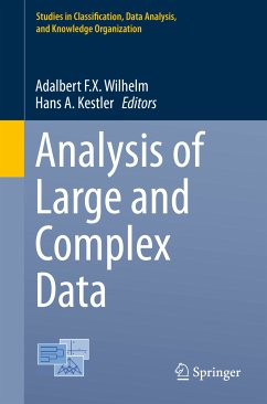 Analysis of Large and Complex Data (eBook, PDF)