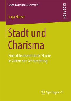 Stadt und Charisma (eBook, PDF) - Haese, Inga