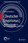 <Deutscher Empirismus> (eBook, PDF)