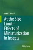 At the Size Limit - Effects of Miniaturization in Insects (eBook, PDF)