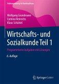 Wirtschafts- und Sozialkunde Teil 1 (eBook, PDF)