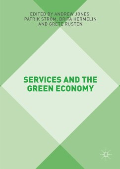 Services and the Green Economy (eBook, PDF)