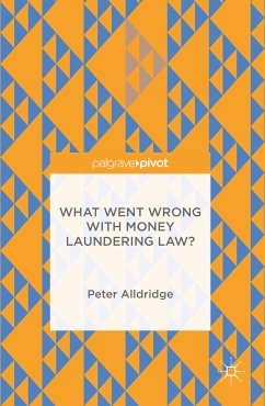 What Went Wrong With Money Laundering Law? (eBook, PDF)