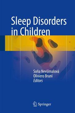 Sleep Disorders in Children (eBook, PDF)