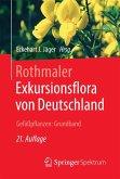 Rothmaler - Exkursionsflora von Deutschland. Gefäßpflanzen: Grundband (eBook, PDF)