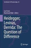 Heidegger, Levinas, Derrida: The Question of Difference (eBook, PDF)