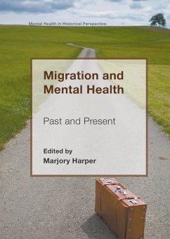 Migration and Mental Health (eBook, PDF)