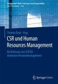 CSR und Human Resource Management (eBook, PDF)