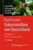Rothmaler - Exkursionsflora von Deutschland (eBook, PDF)