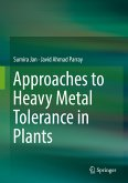 Approaches to Heavy Metal Tolerance in Plants (eBook, PDF)