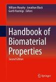 Handbook of Biomaterial Properties (eBook, PDF)