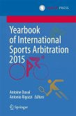 Yearbook of International Sports Arbitration 2015 (eBook, PDF)