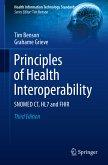 Principles of Health Interoperability (eBook, PDF)