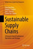 Sustainable Supply Chains (eBook, PDF)