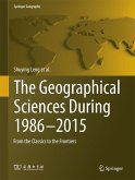 The Geographical Sciences During 1986-2015 (eBook, PDF)