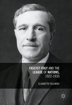 Fascist Italy and the League of Nations, 1922-1935 (eBook, PDF)